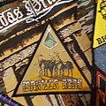 Manilla Road - Patch - Manilla Road - Crystal Logic triangular patch