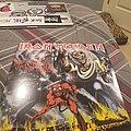 Iron Maiden - Tape / Vinyl / CD / Recording etc - Iron Maiden - The Number Of The Beast vinyl