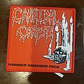 Cannibal Corpse - Patch - Cannibal Corpse - Hammer Smashed Face patch