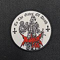 Bunker 66 - Patch - Bunker 66 - To The Gates Of Death circular patch