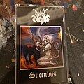 Unholy Night - Tape / Vinyl / CD / Recording etc - Unholy Night - Succubus cassette