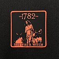 1782 - Patch - 1782 - She Was A Witch woven patch