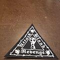 Revenge - Patch - Revenge Attack.Blood.revenge. triangle patch.