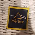 Pink Floyd - Patch - Pink Floyd - The Dark Side Of The Moon mini patch