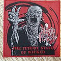 Blood Feast - Patch - Blood Feast The Future State Of Wicked