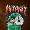 Autopsy - Patch - Autopsy - Severed Survival patch