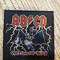 AB/CD - Patch - AB/CD - Victims Of Rock patch