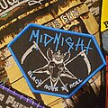 Midnight - Patch - Midnight black rock n' roll patch