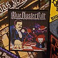 Blue Öyster Cult - Patch - Blue Öyster Cult - Agents Of Fortune patch