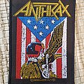 Anthrax - Patch - Anthrax Judge Dredd patch