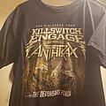 Anthrax - TShirt or Longsleeve - Killthrax tour T-shirt.