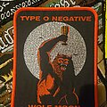 Type O Negative - Patch - Type O Negative - Wolf Moon patch