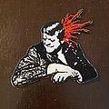 Misfits Bullet EP patch.