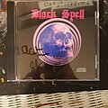 Black Spell - Tape / Vinyl / CD / Recording etc - Black Spell - Black Spell signed CD jewelcase