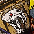 Redfang - Patch - Red Fang skull patch