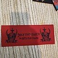 Bolt Thrower - Patch - Bolt Thrower - In Battle There Is No Law! super strip