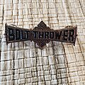 Bolt Thrower - Pin / Badge - Bolt Thrower Pin
