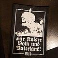 1914 - Patch - 1914 - Für Kaiser, Volk und Vaterland! patch