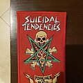 Suicidal Tendencies - Patch - Suicidal Tendencies possessed to skate patch