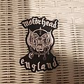 Motörhead - Patch - Shape-cute and embroidered Motörhead patch.