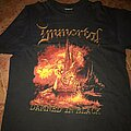 Immortal - TShirt or Longsleeve - Immortal Damned in Black
