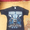 Dimmu Borgir - TShirt or Longsleeve - Dimmu borgir T-shirt 666