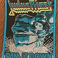 Judas Priest - Patch - Judas Priest - Ram It Down