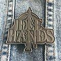 Idle Hands - Pin / Badge - Idle Hands Logo Pin