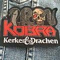 Iron Kobra - Patch - Iron Kobra - Logo Patch (official)