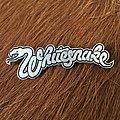 Whitesnake - Pin / Badge - Whitesnake Logo Pin