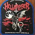 Hellbringer - Patch - Hellbringer - Darkness