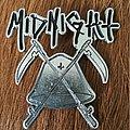 Midnight - Pin / Badge - Midnight Logo Pin