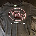 Thin Lizzy - TShirt or Longsleeve - 1980 Thin Lizzy Chinatown Tour Tee