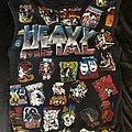 Heavy Metal - TShirt or Longsleeve - Insane 80's Heavy Metal Magazine Bootleg? Promo? Tanktop