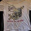 Slayer - TShirt or Longsleeve - 1990 Slayer South of Heaven Shirt