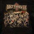Bolt Thower - TShirt or Longsleeve - 1991 Bolt Thrower War Master Shirt