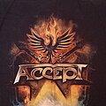Accept - TShirt or Longsleeve - Accept world tour 2012