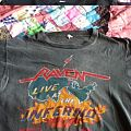 TShirt or Longsleeve - Raven Live At the Inferno