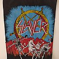 "Slayer - Patch - Slayer ""Hell Awaits"" backpatch (blue version)"