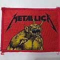 """Metallica - Patch - Metallica """"Jump In The Fire"""" patch"""