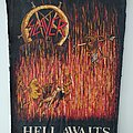 "Slayer - Patch - Slayer ""Hell Awaits"" backpatch"