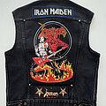 Iron Maiden - Battle Jacket - Second Vest