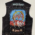 Slayer - Battle Jacket - First Vest (updated, 05/21)