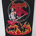 "Venom - Patch - Venom ""Cronos on Fire"" backpatch"