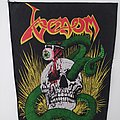"Venom - Patch - Venom ""Snake & Skull"" backpatch"