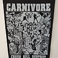 Carnivore - Patch - Carnivore backpatch