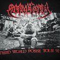 Sepultura - TShirt or Longsleeve - Sepultura - Third world posse tourshirt 1992