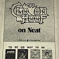 Cloven Hoof - Other Collectable - Cloven Hoof Advertisement