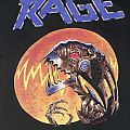 Rage - Extended Power Tour 1991 Shirt