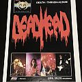Dead Head - The Feast Begins At Dawn - Bad Taste Recordings - Advertisement  Other Collectable